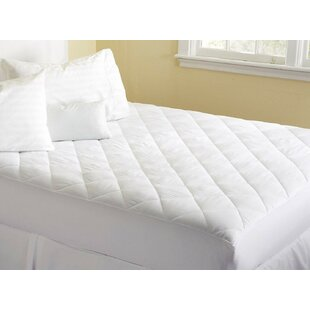 Xochitl Quilted Polyester Mattress Pad ByAlwyn Home