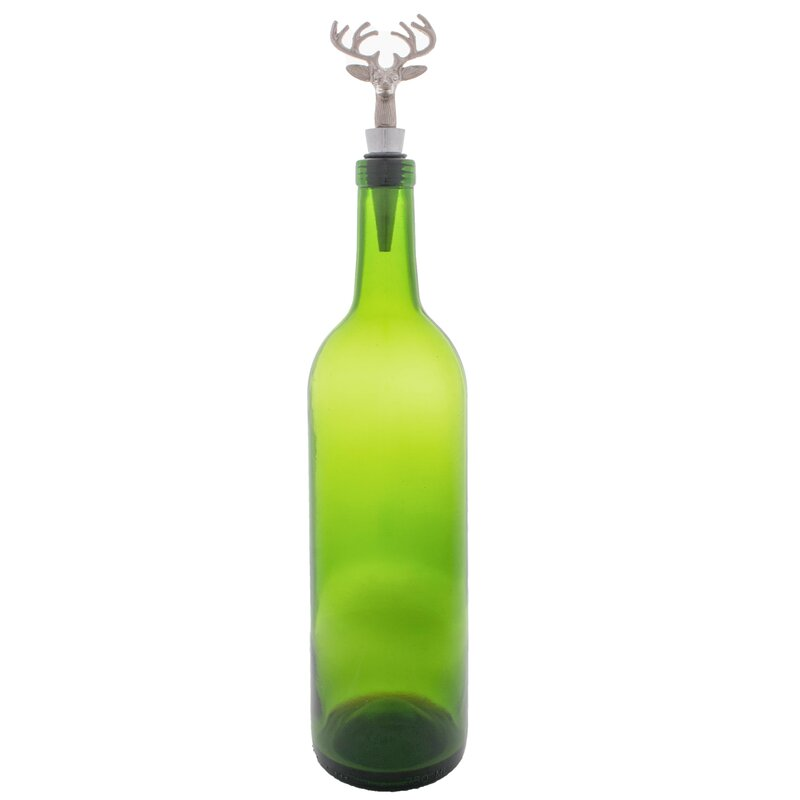 Terence Stag Bottle Stopper Joss Main