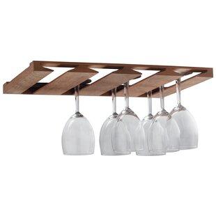 Whitecap Industries Hanging Wine Glass Rack