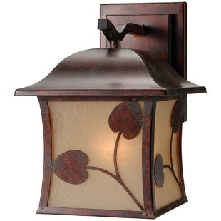 Compare Madison 1-Light Outdoor Wall Lantern By Hardware House