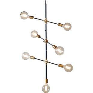 George Oliver Wolford 7-Light Chandelier