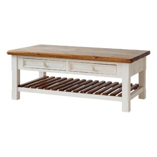 Portland Coffee Table With Storage By August Grove