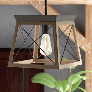 Compare Delon 1-Light Lantern Pendant By Laurel Foundry Modern Farmhouse