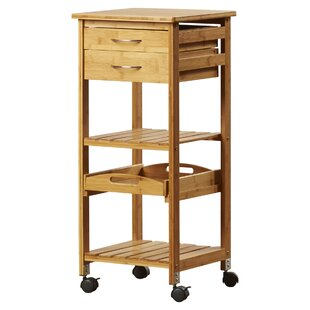 Castle Hill Bar Cart by Loon Peak
