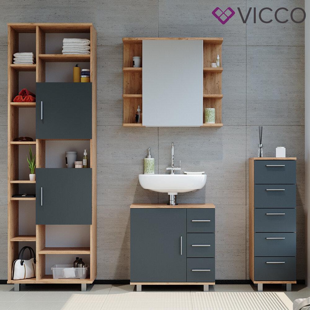 10 Piece 10mm Bathroom Furniture Suite