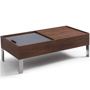 Secrest Coffee Table With Storage by Wrought Studio Modern