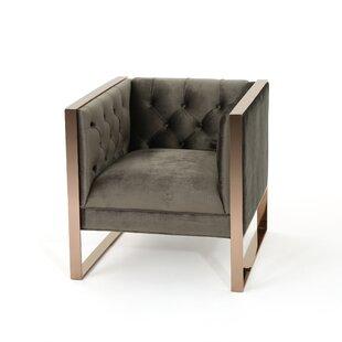 Everly Quinn Aguon Armchair
