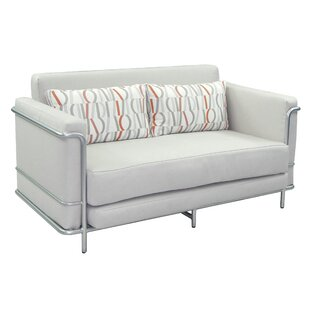 Helios Loveseat with Cushions by Leona