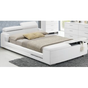 Dickey Upholstered Storage Panel Bed