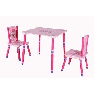 Princess Table And Chairs   Wayfair