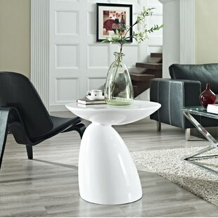 Jeffrey End Table by Wade Logan