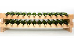 24 Bottle Wall Wine Rack by Wineracks.com