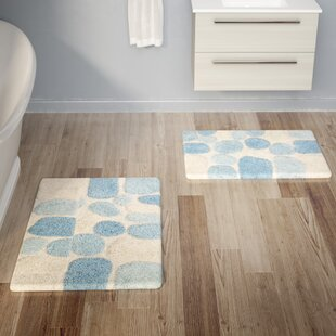 Creline Bath Rug Set