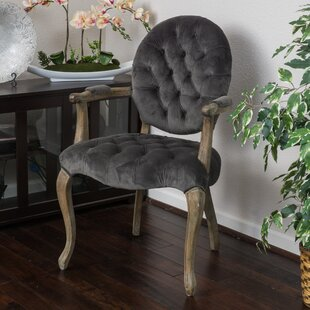 Hearne Upholstered Dining Chair by Greyleigh