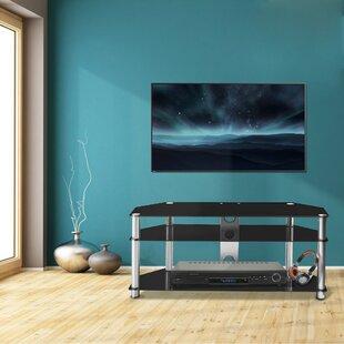 Nicut Corner TV Stand For TVs Up To 65