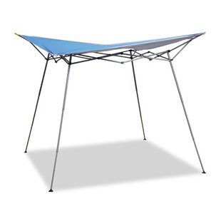 Caravan Canopy EvoShade 8 Ft. W x 8 Ft. D Steel Pop-Up Canopy