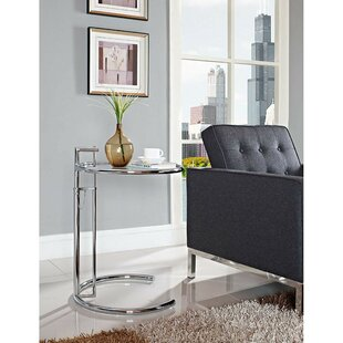 Angulo Steel End Table