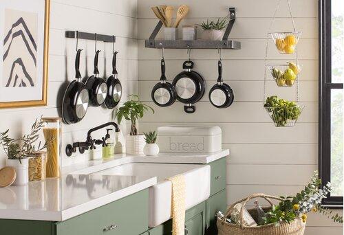 Small Space Solutions Modern Farmhouse Room Design Ideas Wayfair