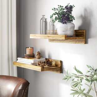Oconner Wall Shelf (Set of 2)