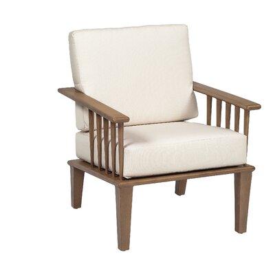 Van Patio Chair Woodard Frame Color Textured Black