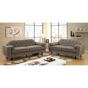 Brayden Studio Mcfarlane Configurable Living Room Set
