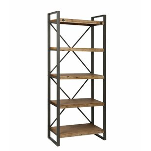 Blessing Square Etagere Bookcase by Wrought Studio