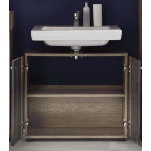 Read Reviews Mallory 4 Piece Bathroom Storage Furniture Set