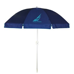 Nautica 6.33' Beach Umbrella