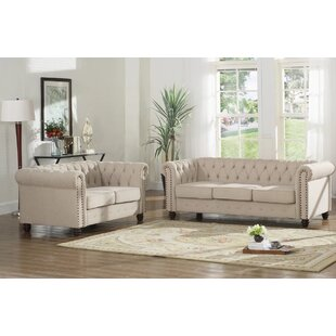 Affordable Joice Configurable Living Room Set by Darby Home Co Reviews (2019) & Buyer's Guide