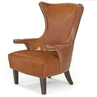 Loon Peak Premium Wing back Chair