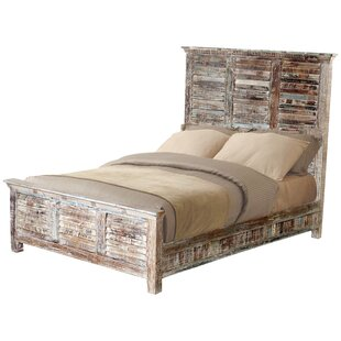 Desirae Queen Panel Bed