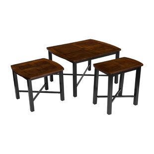 Zeppelin 3 Piece Coffee Table Set (Set of 3)