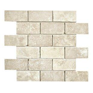 2 x 4 Travertine Subway Tile