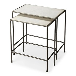 Compare Etonbury 2 Piece Nesting Tables By Ivy Bronx