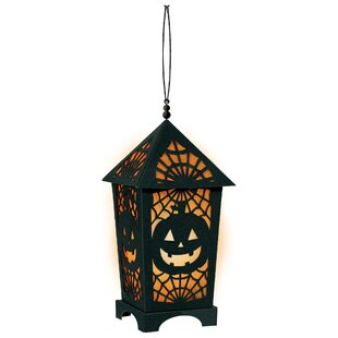 Amscan Halloween LED Hanging Lantern (Set of 2)