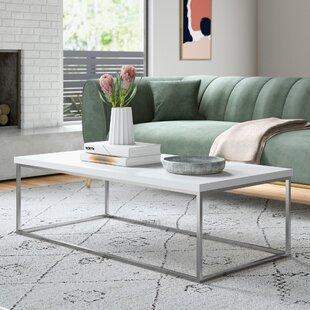 Modern Contemporary Box Frame Coffee Table Allmodern