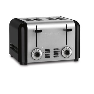 4-Slice Hybrid Toaster by Cuisinart 2019 Sale