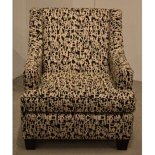 Armchair by Carolina Classic Furniture
