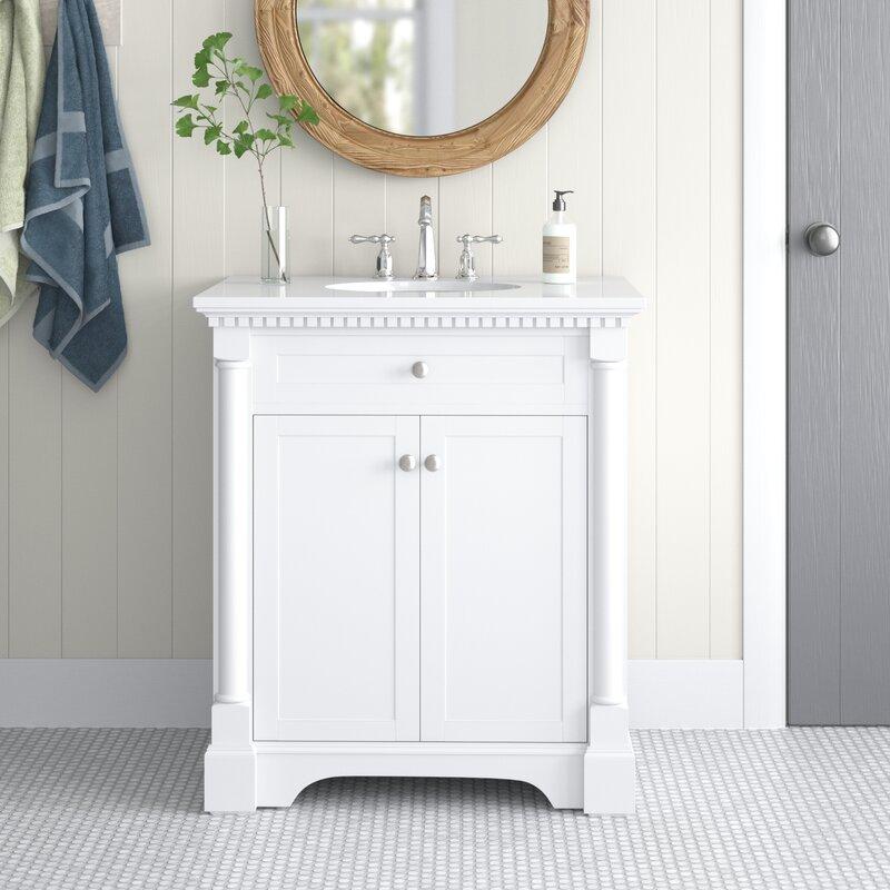 Mistana Camila 30 Single Bathroom Vanity Set Wayfair