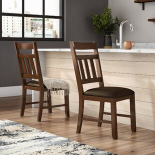 Caracara Slatback Upholstered Side Chair (Set of 2)