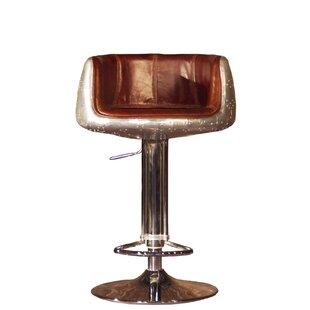 Randle Height Adjustable Bar Stool By Williston Forge