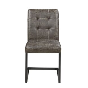 Price comparison Carreras Upholstered Dining Chair (Set of 2) by Williston Forge Reviews (2019) & Buyer's Guide