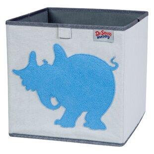 Bargain Dr. Seuss Horton Fabric Storage Bin ByTrend Lab