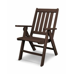 Swell Vineyard Patio Dining Chair By Polywood Outdoor Furniture Caraccident5 Cool Chair Designs And Ideas Caraccident5Info