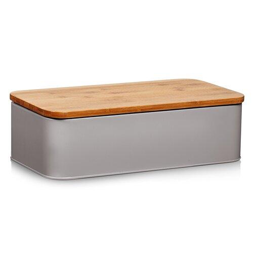 Brotkasten Zeller Present Farbe: Taupe matt | Küche und Esszimmer > Aufbewahrung | Zeller Present