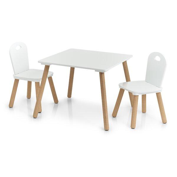 Zeller 3 Tlg Kinder Tisch Und Stuhl Set