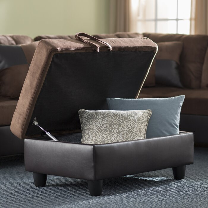 Fabulous Russ Sectional With Ottoman Alphanode Cool Chair Designs And Ideas Alphanodeonline