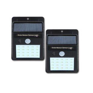 Nature Power 20-Light LED Deck Light (Set of 2)