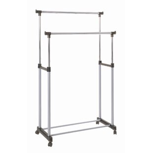 Moor 95cm Wide Clothes Rack By House Additions