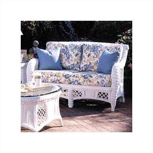 7600 Carlyle Loveseat by South Sea Rattan